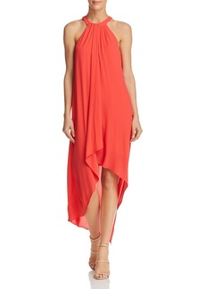 BCBG Max Azria BCBGMAXAZRIA Lanna Draped High/Low Dress - 100% Exclusive