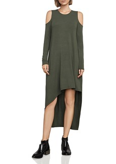 Bcbgmaxazria Lindy Asymmetric High/Low Dress