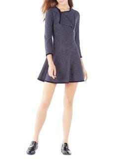 BCBGMAXAZRIA Linza Jacquard Dress
