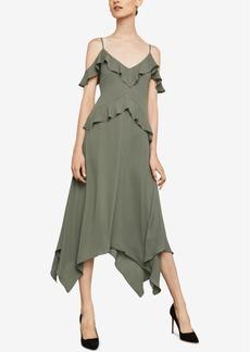 BCBG Max Azria Bcbgmaxazria Lissa Asymmetrical Slip Dress