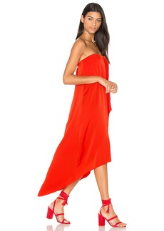 BCBGMAXAZRIA Livvy Hi Low Dress