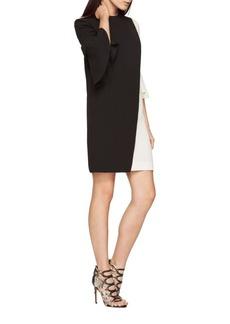BCBGMAXAZRIA Loren Colorblock Dress