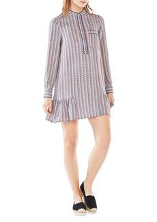 BCBGMAXAZRIA Lucile Printed Dress