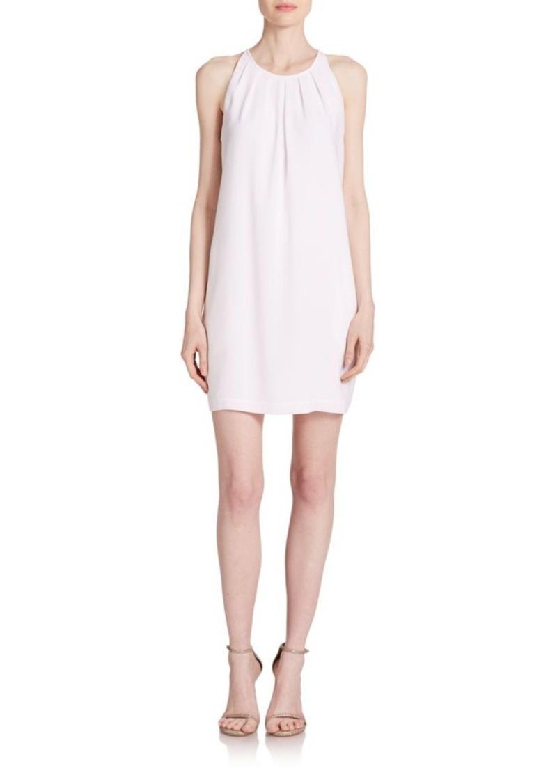 aae900b2dfe0 BCBG Max Azria BCBGMAXAZRIA Lynzie Sleeveless Pleated Shift Dress ...