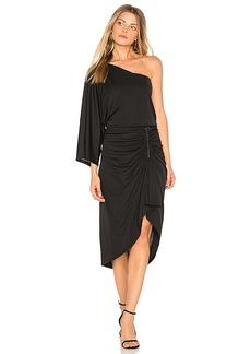 BCBGMAXAZRIA Malena Dress in Black. - size M (also in S,XS)