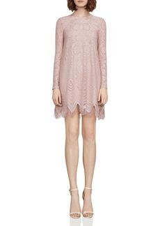 BCBGMAXAZRIA Marae Lace A-Line Dress