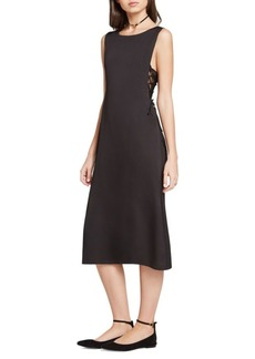 BCBGeneration Mid-Calf Flared Dress