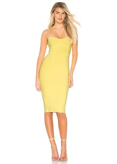 BCBG Max Azria BCBGMAXAZRIA Midi Bodycon Dress