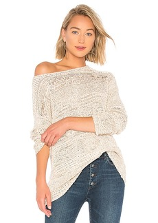 BCBG Max Azria BCBGMAXAZRIA Mixed Stitch Sweater