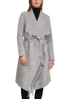 BCBG Max Azria Bcbgmaxazria Naomi Shawl-Collar Coat
