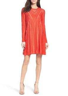 BCBGMAXAZRIA Natyly A-Line Dress