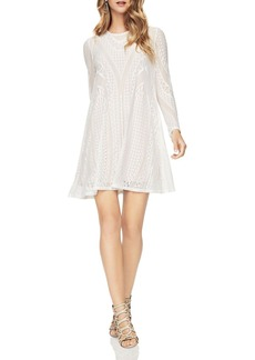 BCBGMAXAZRIA Natyly A-Line Lace Dress