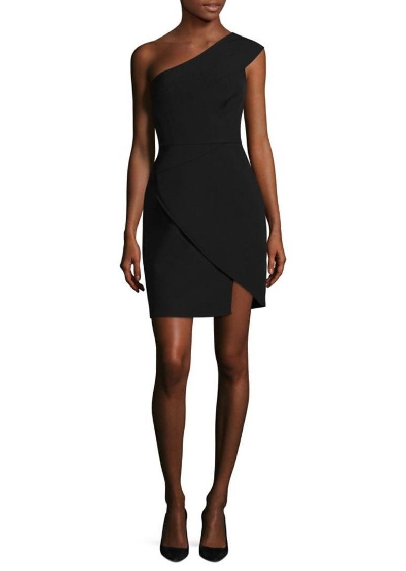 9be10e623a SALE! BCBG Max Azria One-Shoulder Cocktail Dress