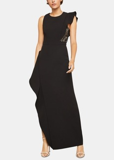 BCBG Max Azria Bcbgmaxazria One-Sleeve Asymmetrical Dress