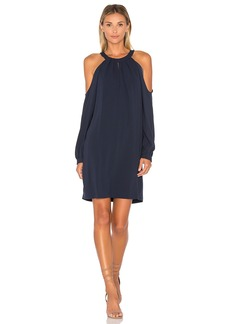 BCBGMAXAZRIA Open Sleeve Dress
