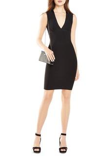 BCBGMAXAZRIA Oralie Cutout Dress