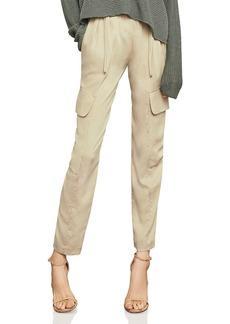 BCBG Max Azria BCBGMAXAZRIA Paperbag-Waist Utility Pants
