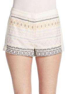 BCBG Max Azria BCBGMAXAZRIA Patterned Shorts