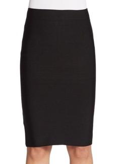 BCBG Max Azria BCBGMAXAZRIA Knee-Length Bandage Skirt