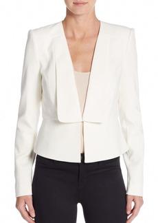 BCBG Max Azria BCBGMAXAZRIA Peplum Tuxedo Jacket