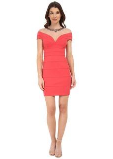 BCBGMAXAZRIA Piper Short Dress