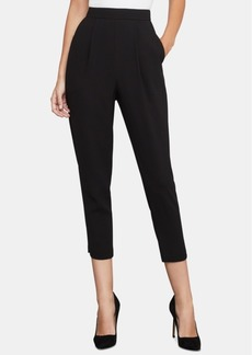 BCBG Max Azria Bcbgmaxazria Pleated Ankle Pants