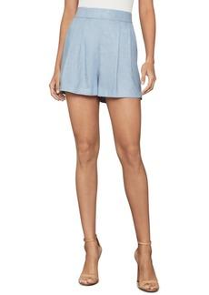BCBG Max Azria Bcbgmaxazria Pleated Shorts
