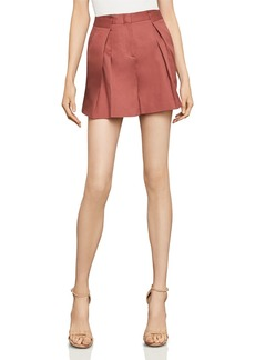 BCBG Max Azria BCBGMAXAZRIA Pleated Shorts
