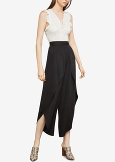 BCBG Max Azria Bcbgmaxazria Pleated Wide-Leg Tulip Pants