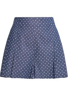 BCBG Max Azria Bcbgmaxazria Printed High-Waist Shorts