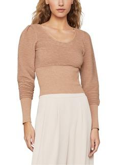 BCBG Max Azria Bcbgmaxazria Puff-Sleeve Sweater