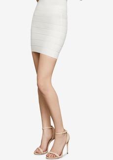 BCBG Max Azria Bcbgmaxazria Pull-On Bandage Skirt