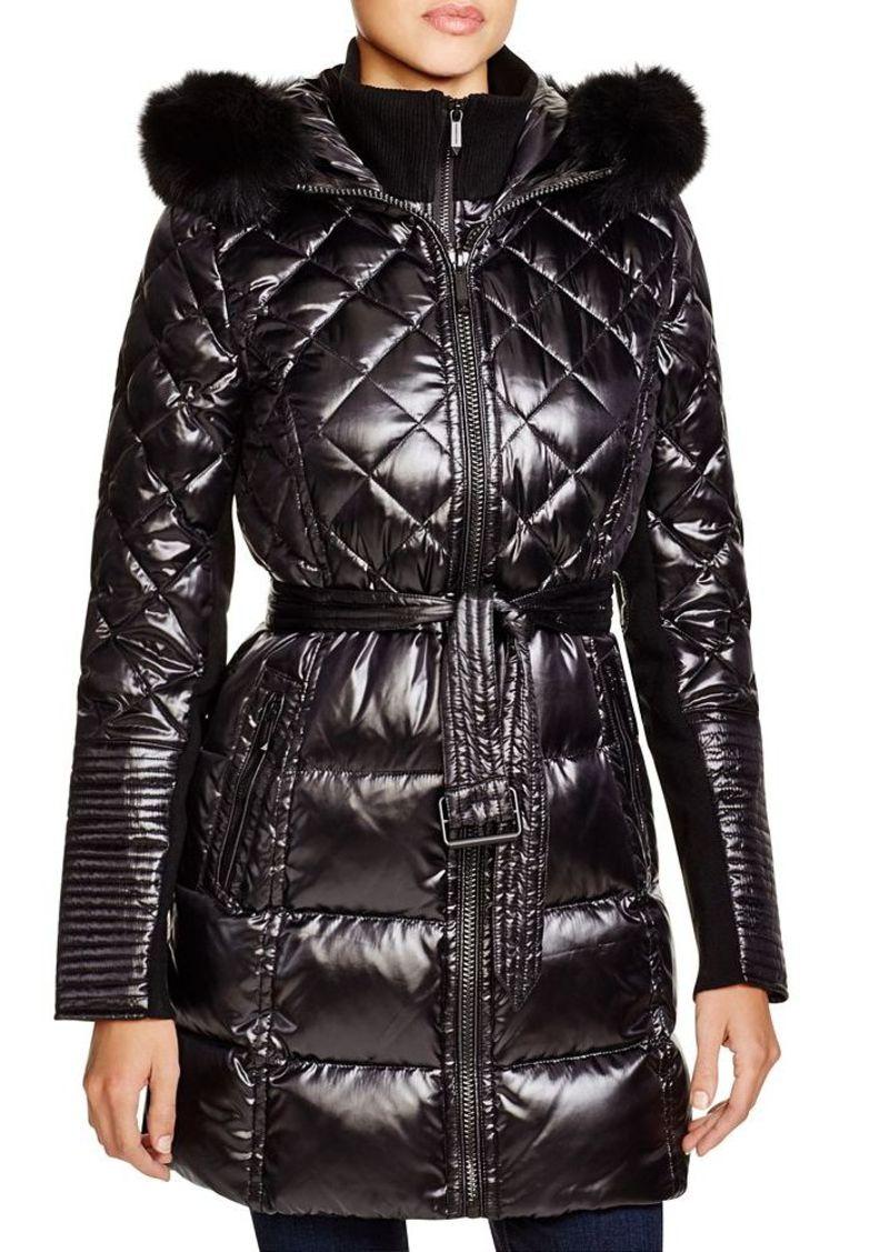 On Sale Today Bcbg Max Azria Bcbgmaxazria Quilted Coat