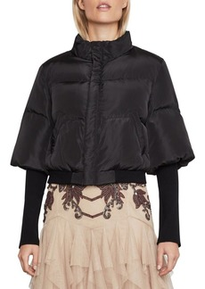 BCBG Max Azria BCBGMAXAZRIA Quilted Puffer Jacket