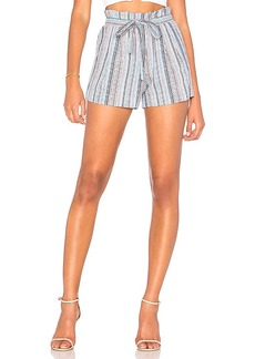 BCBGMAXAZRIA Renee Short in Blue. - size M (also in S,XS)