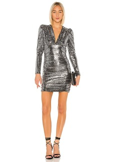 BCBG Max Azria BCBGMAXAZRIA Ruched Mini Dress