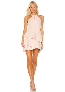 BCBG Max Azria BCBGMAXAZRIA Ruffle Cocktail Dress