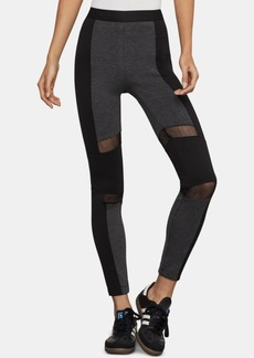 BCBG Max Azria Bcbgmaxazria Seamed Two-Tone Leggings