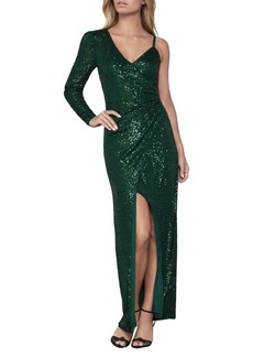 BCBG Max Azria BCBGMAXAZRIA Sequin-Embellished Gown