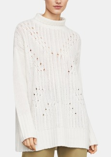 BCBG Max Azria Bcbgmaxazria Sequinned Turtleneck Sweater