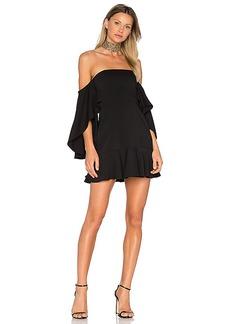 BCBGMAXAZRIA Simone Dress in Black. - size 0 (also in 2,6)