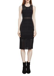 Sita Geometric Lace Dress