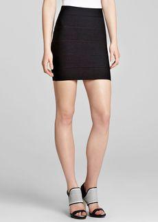 BCBG Max Azria BCBGMAXAZRIA Skirt - Simone Texture Power