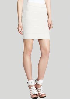 BCBG Max Azria BCBGMAXAZRIA Skirt - Simone Textured Power