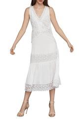 BCBG Max Azria BCBGMAXAZRIA Sleeveless Lace Shift Dress