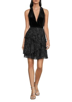 BCBG Max Azria BCBGMAXAZRIA Sleeveless Mini Dress
