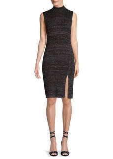 BCBG Max Azria Sleeveless Sweater Dress