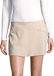 BCBG Max Azria BCBGMAXAZRIA Solid Textured Skirt