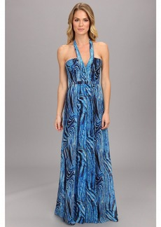 Starr Printed Gown