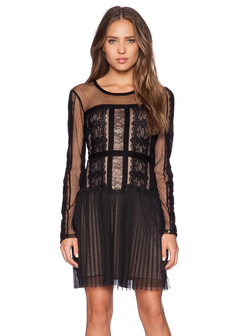 Black Tulle Cocktail Dress Beso